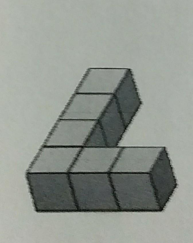 На покраску одной грани кубика расходуется I грамм