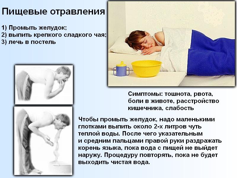 пищевая токсикоинфекция лечение у детей основные