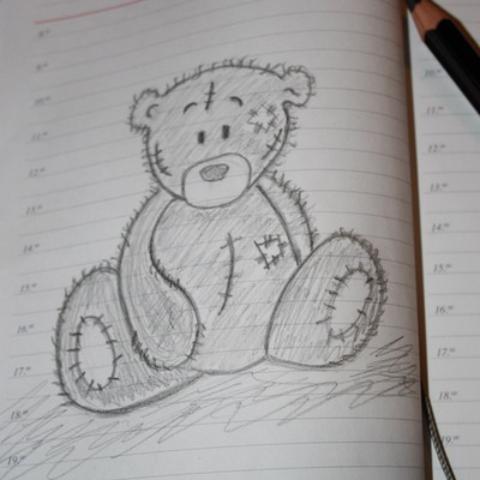 Рисунки в альбоме карандашом картинки