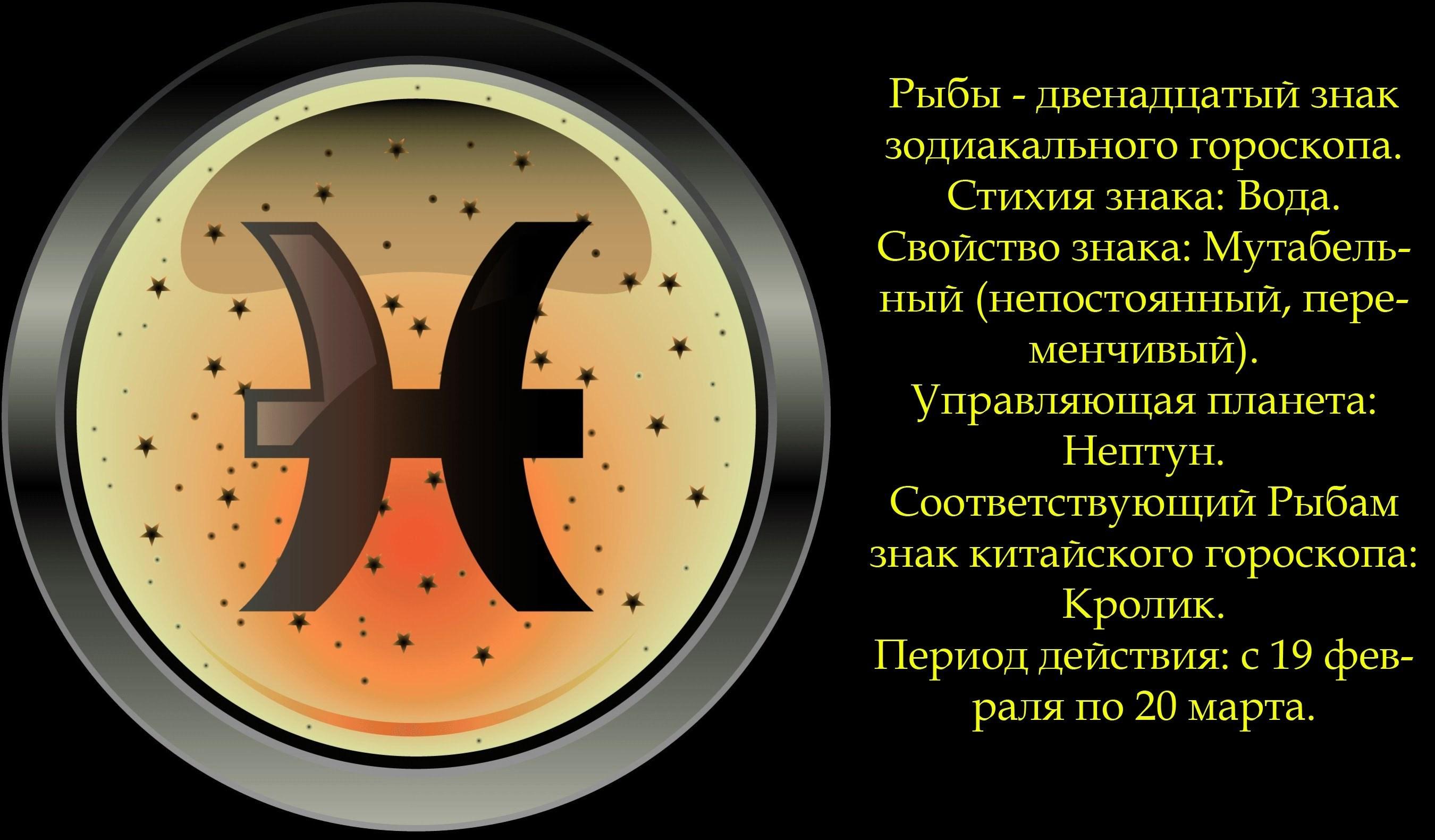Доклад на тему знак зодиака рыбы 1119