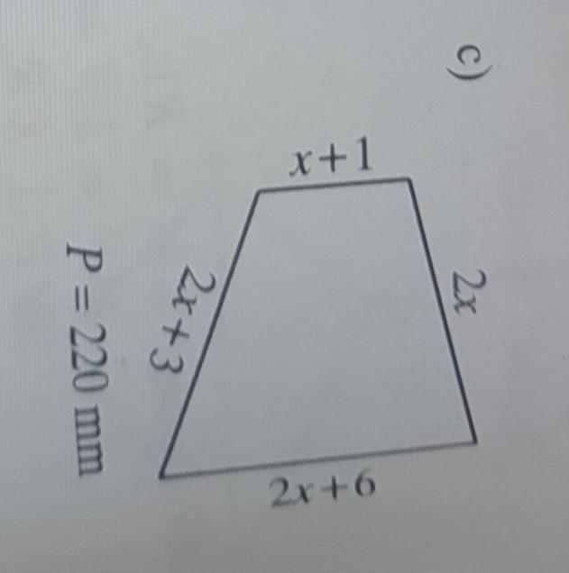 Как найти длины сторон?