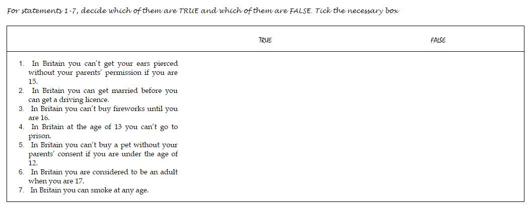 Изображение к вопросу Задание по английскому языку (10 класс)