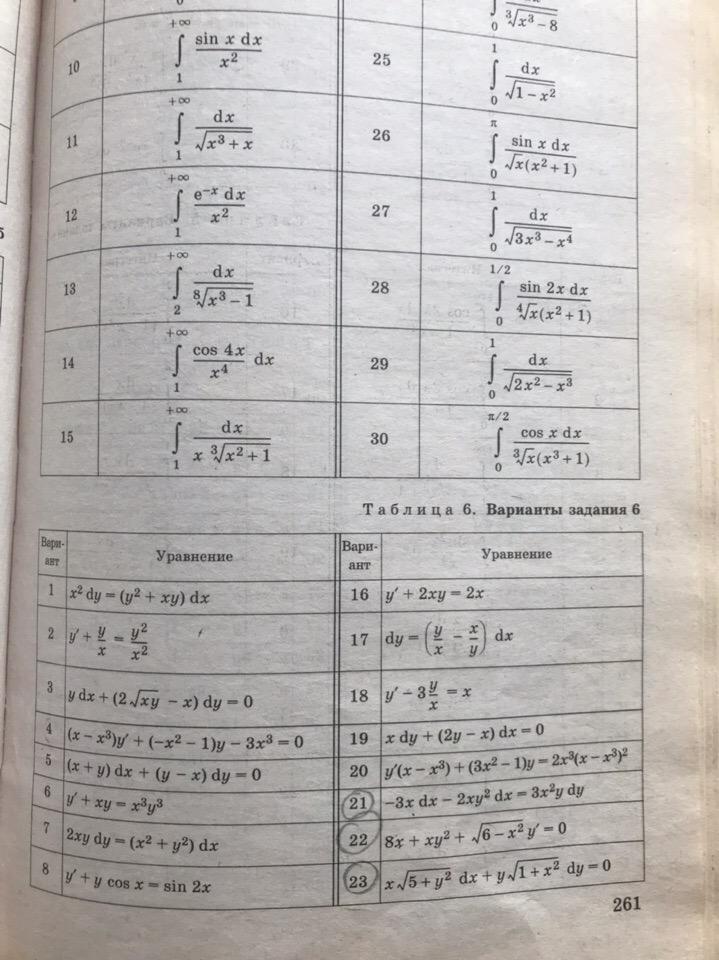 Решите пожалуйста таблица 6 задание 2