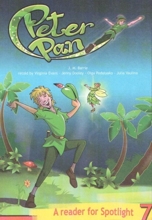 гдз по английскому 7 класс книга для чтения питер пэн