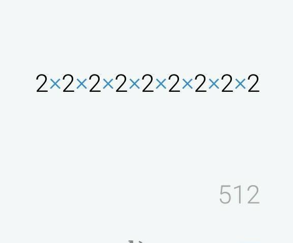 Чисто один разделили на 2^2019(2 в степени 2019)