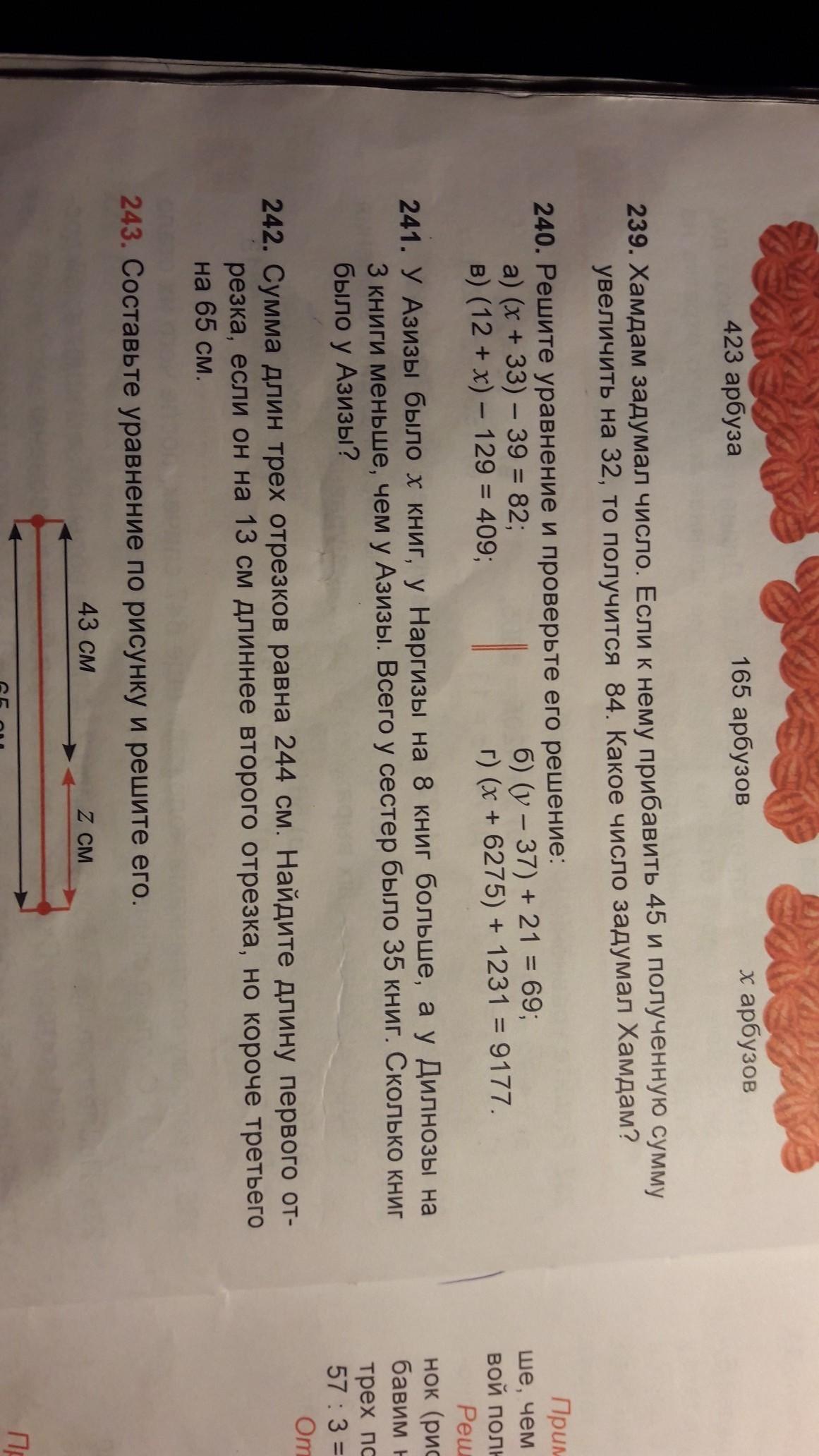 Решение задачи по математике 5 класс прога для решение математических задач