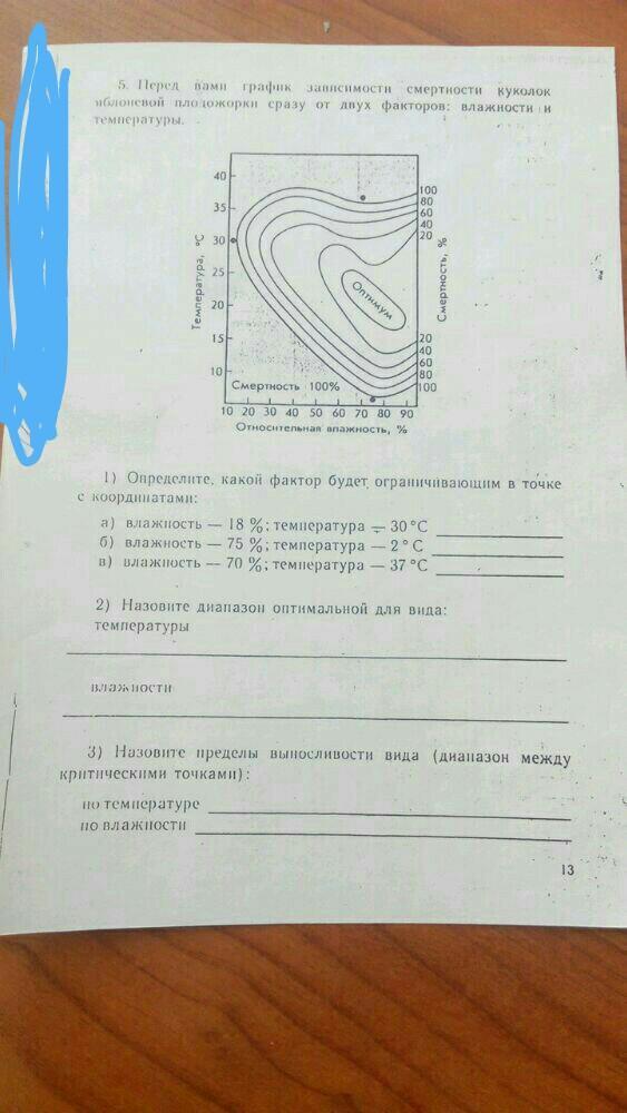 Биология 9 класс. помогите