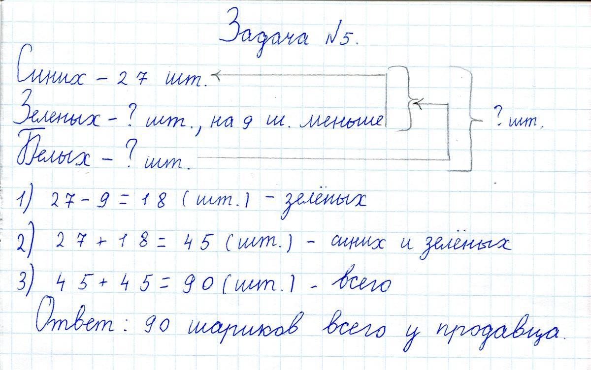Придумайте задачи с помощью схем 4 класс стр 33 а