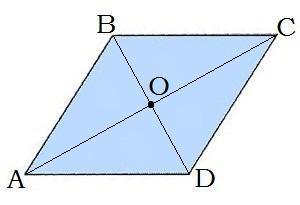 Дано: BO=9 см; AC=18 см. Найти: BD; AO. Ответ: BD=