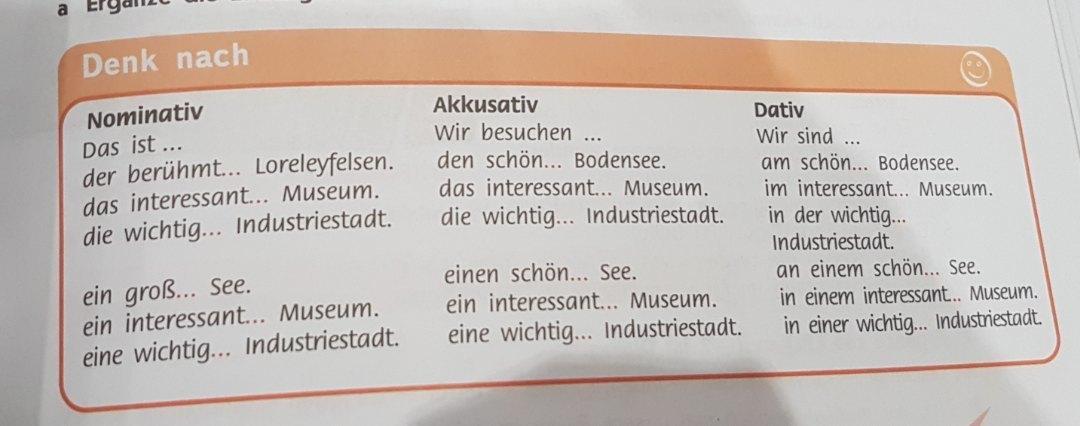 Помошите пж с немецким, вместо многоточия надооо...вставить что-то