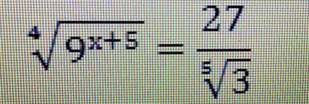 100 баллов!!! Сложное показательное уравнение!!