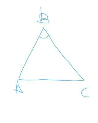 В треугольнике abc сторона ab = 12 bc=10 угол abc