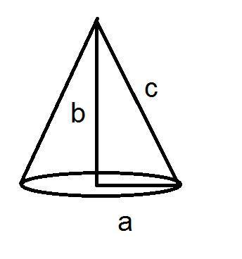 Прямоугольный треугольник с гипотенузой 5 см и