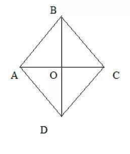 Дано: ABCD - ромб, BD=12кор(3)<br>Найти: P-?<br>уг. A=уг. C=