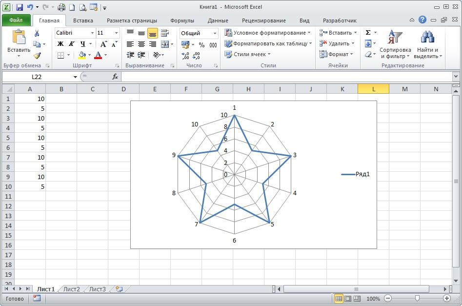 Как перевести диаграмму в картинку в экселе