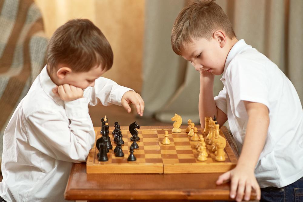 Дети шахматисты картинки