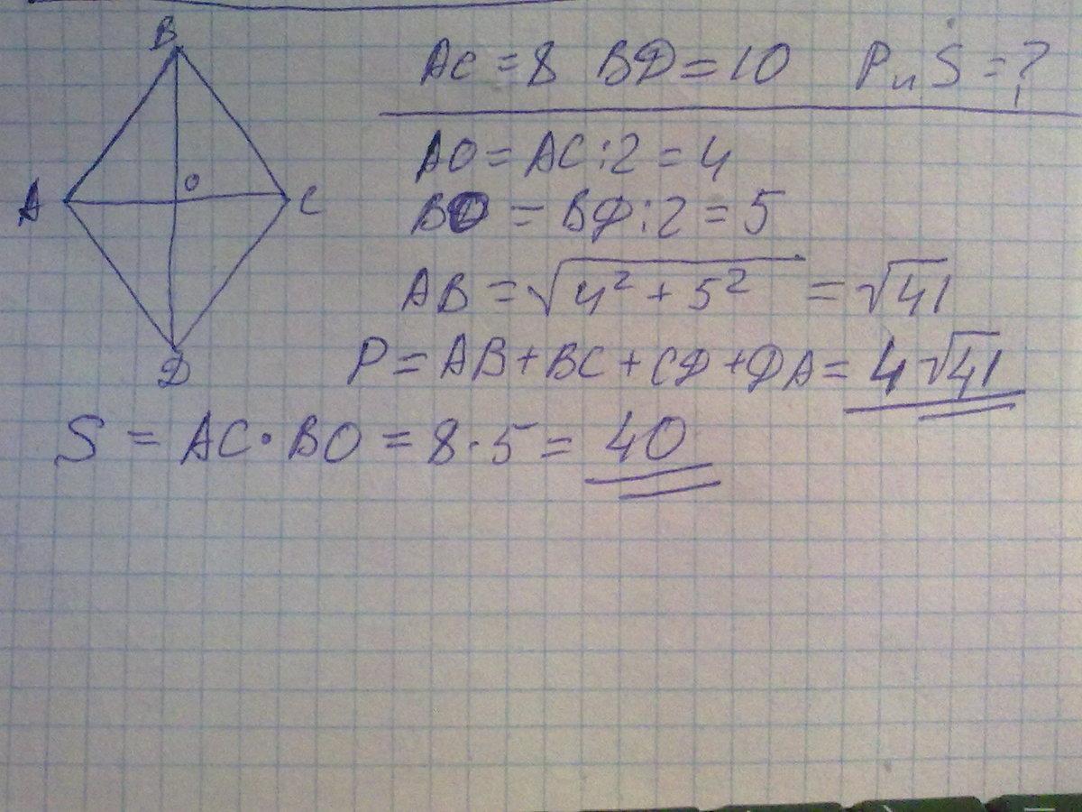 Площадь квадрата  формула пример расчета