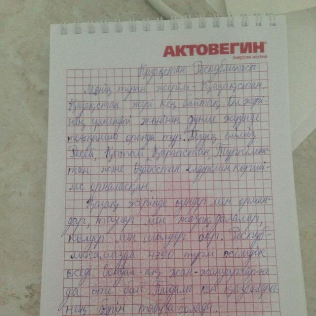 Эссе про казахстан на казахском 9389