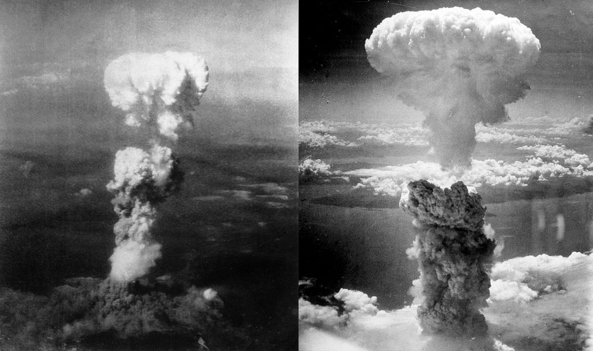 the debate over whether or not the us should have dropped the atomic bomb on hiroshima Younger americans say the united states shouldn't have used atomic to drop the bomb on hiroshima the united states had dropped more atomic bombs.