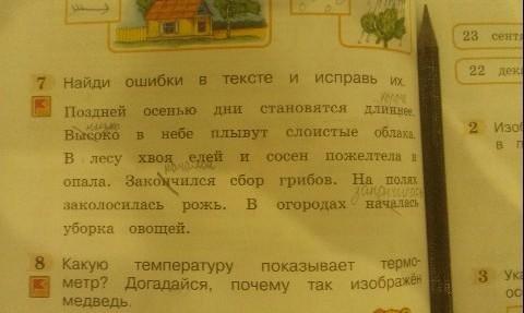 найди ошибки в тексте в воскресенье утром миша с володей была армянкой