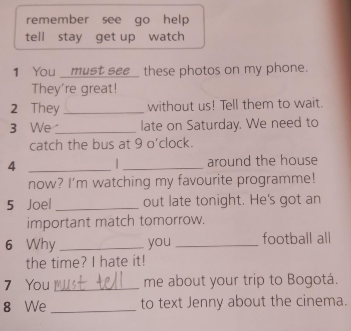 Помогите пожалуйстатут нужно выбрать глаголы из