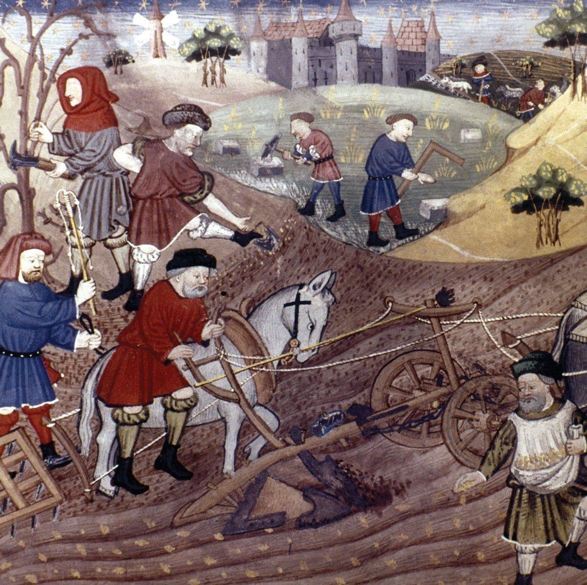 картинки крестьян средневековья гаджиев провел