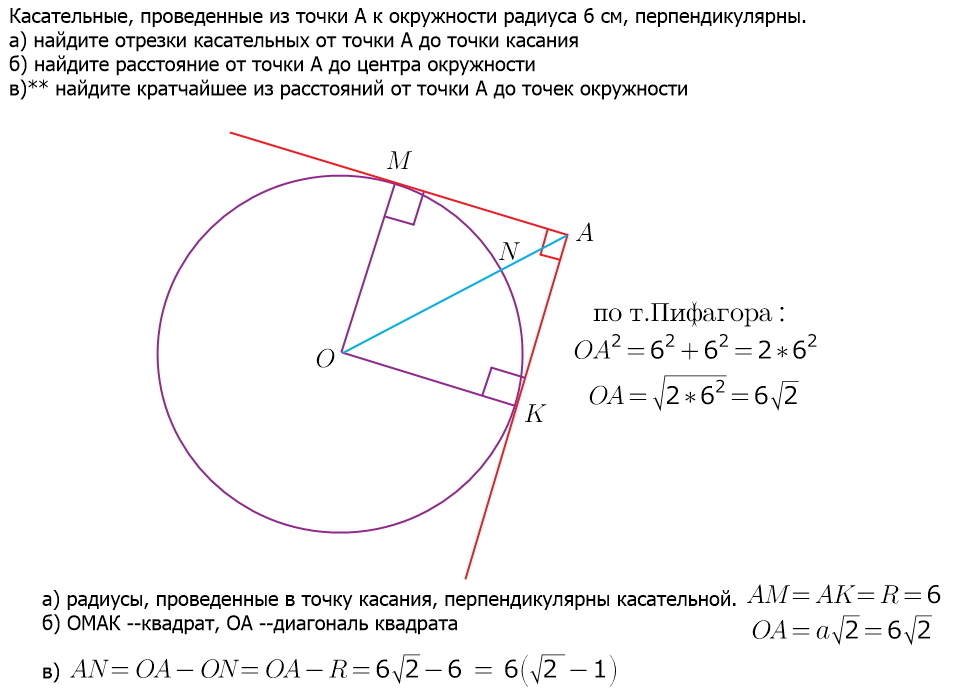 Решить задачу в окружности радиуса 6 с сетевое планирование решение задач онлайн