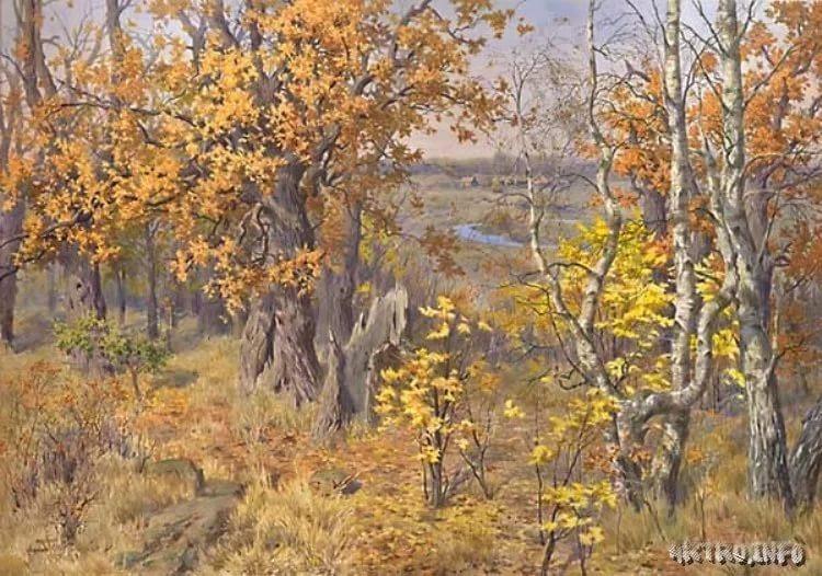 Сочинение я в лес осенью 6 класс — 11