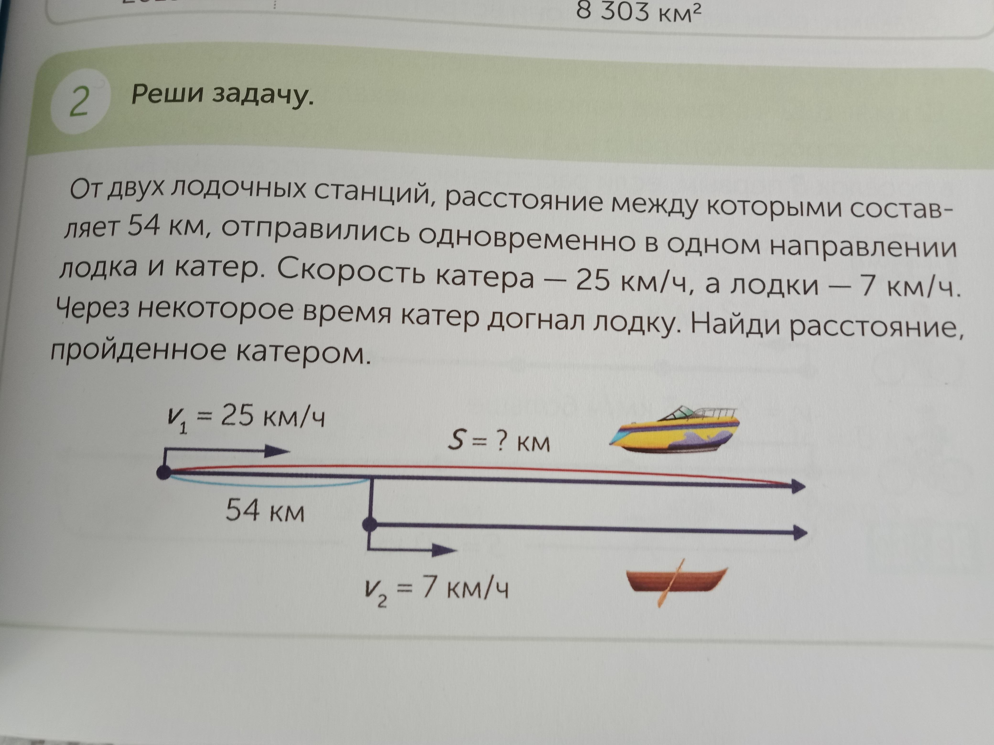 Как решить задачу от двух станций расстояние решение задач по начислению ндс в бюджет