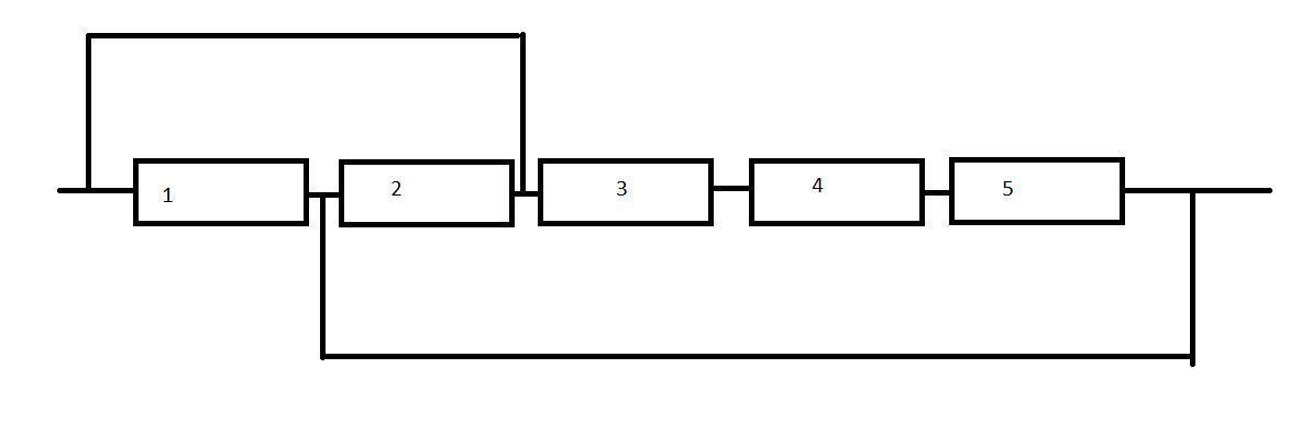 Помогите пожалуйста!!!!!Нарисовать нормальное соединение резисторов!
