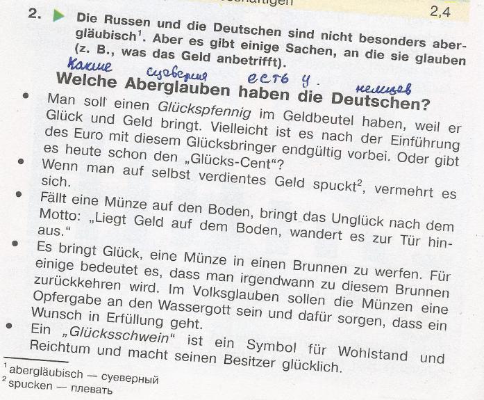 Свадьбы, перевод открытки с немецкого на русский
