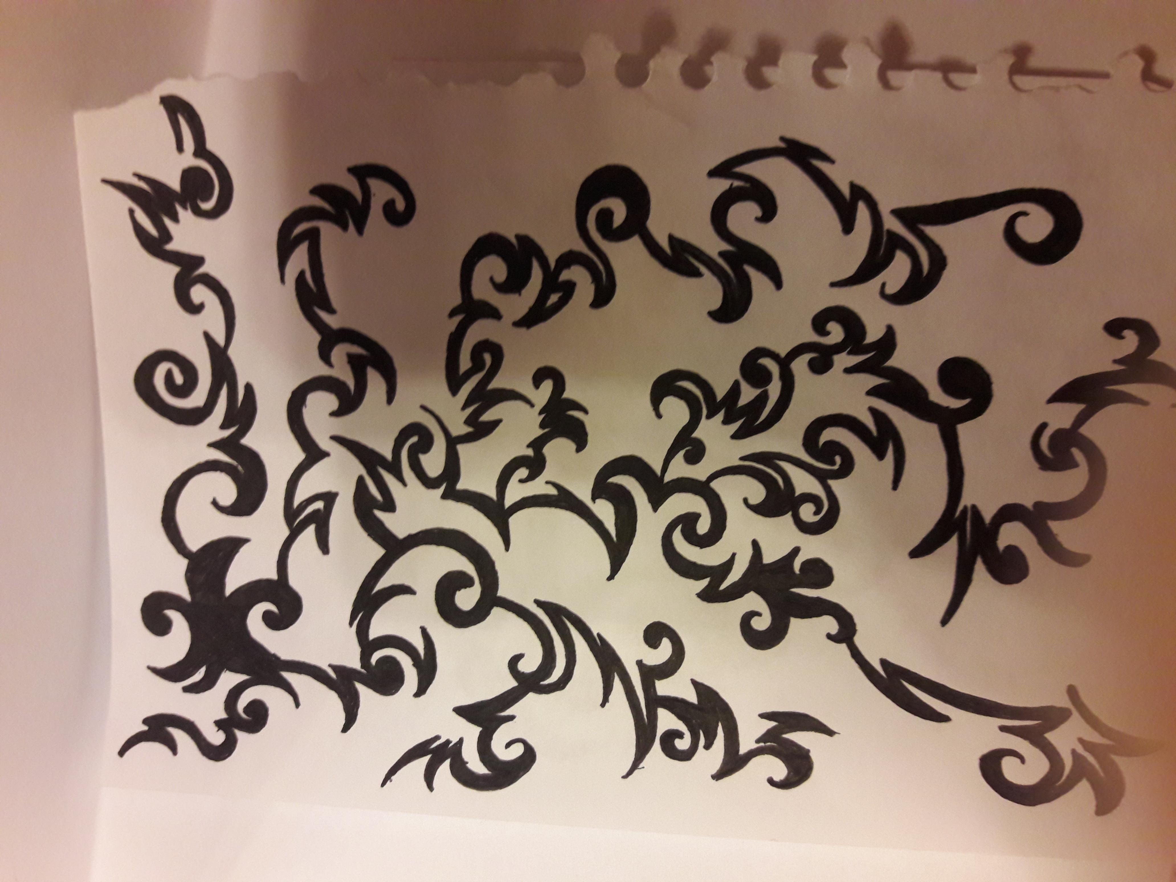 Как называется такой стиль рисования?/ как нащываются ...