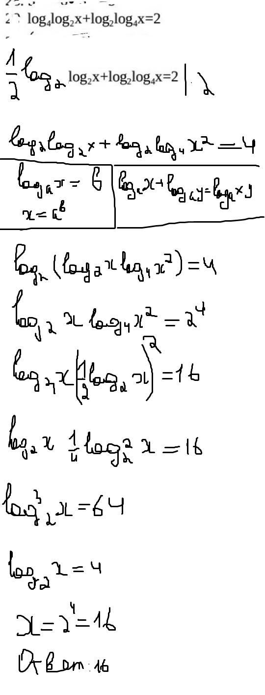 Никогда не понимала логарифмы (