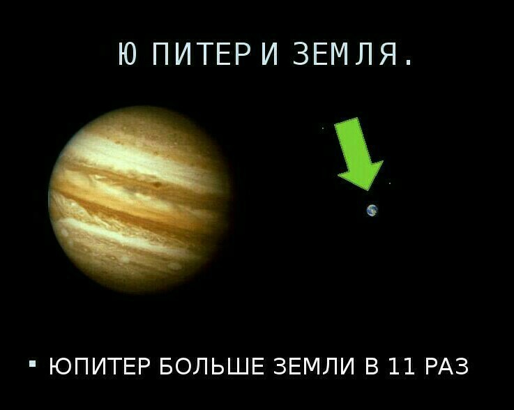 Доклад про планеты юпитер 725