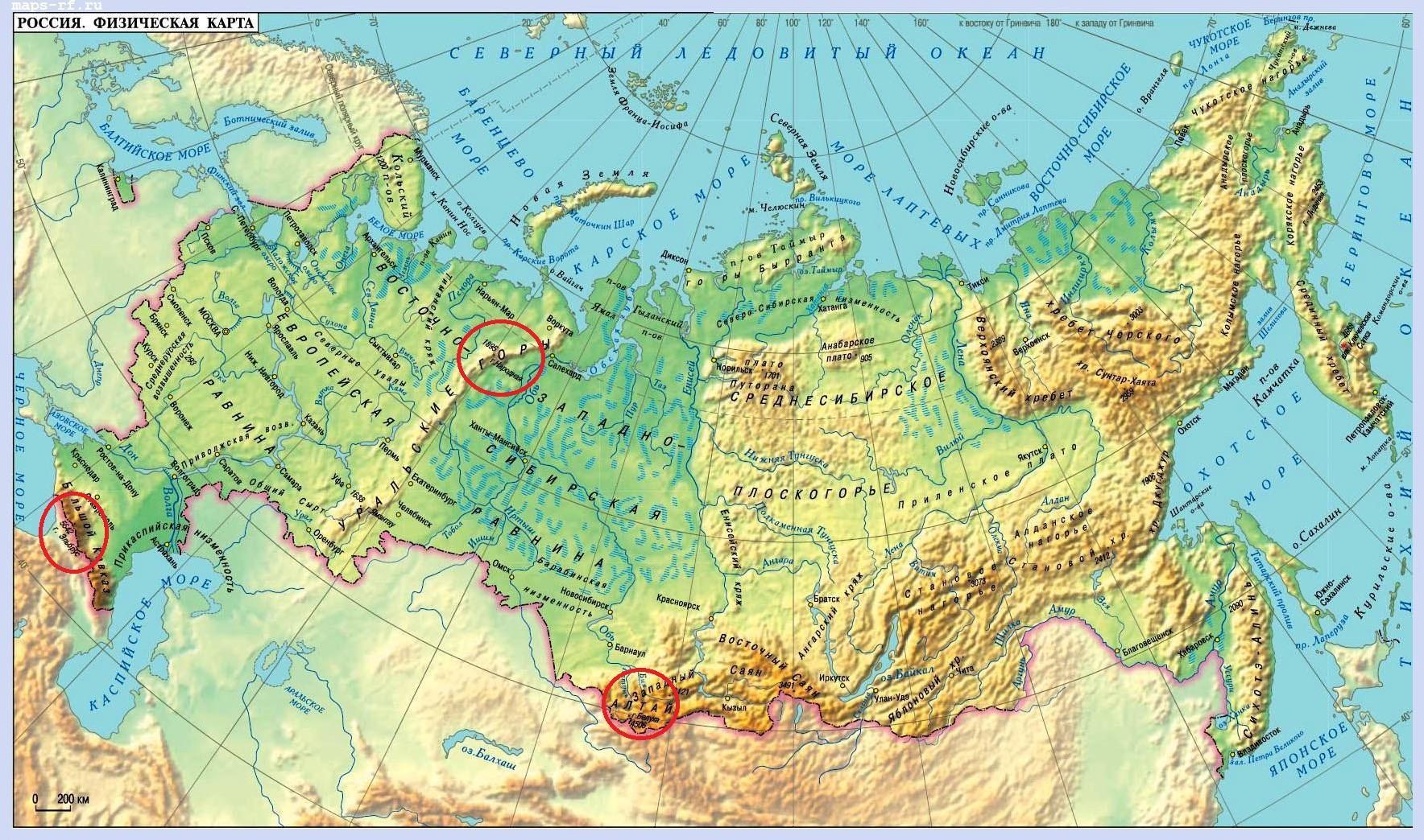 географическая карта состоящая из чая