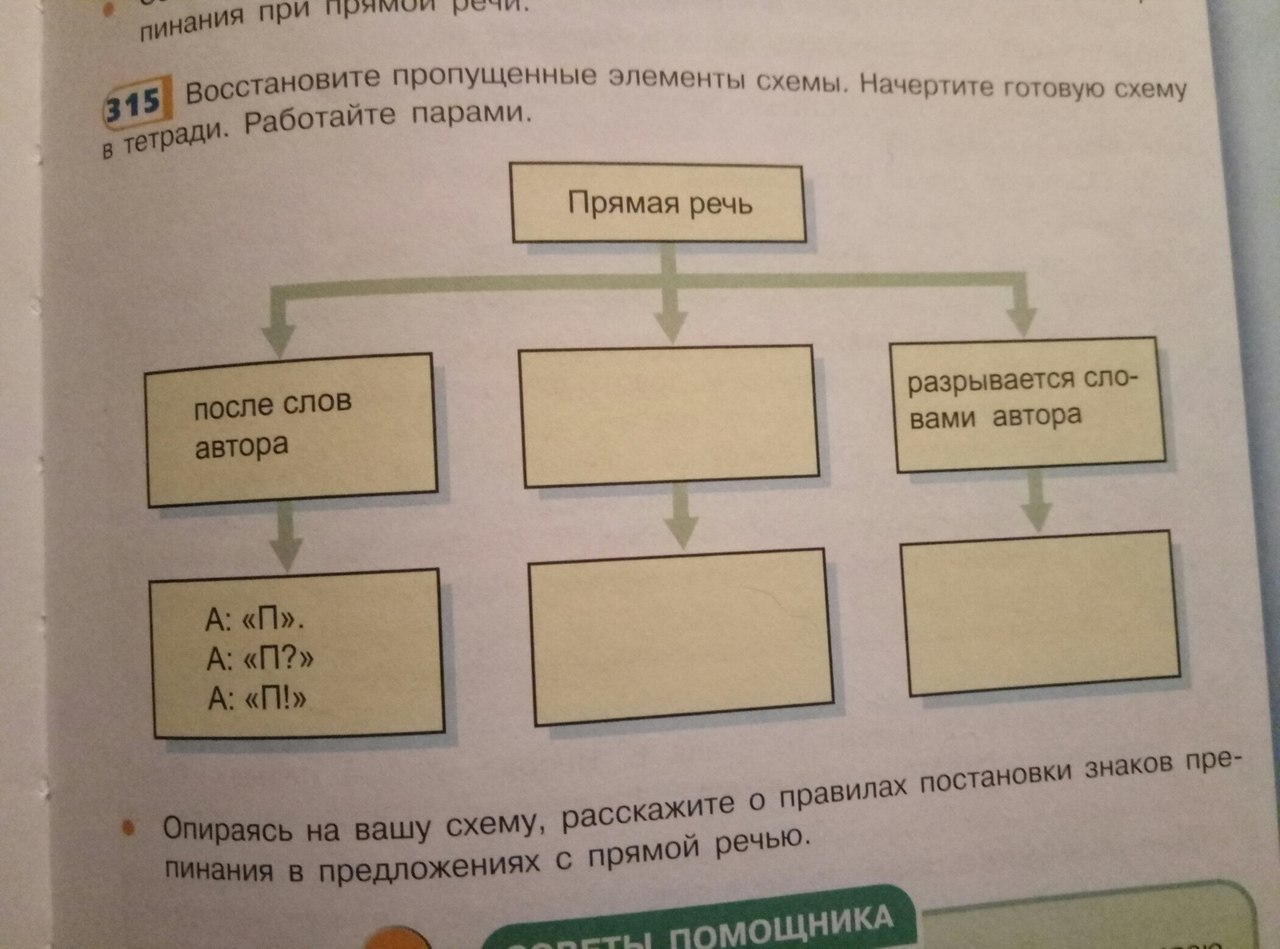 предложения с прямой речью примеры со схемами 9 класс