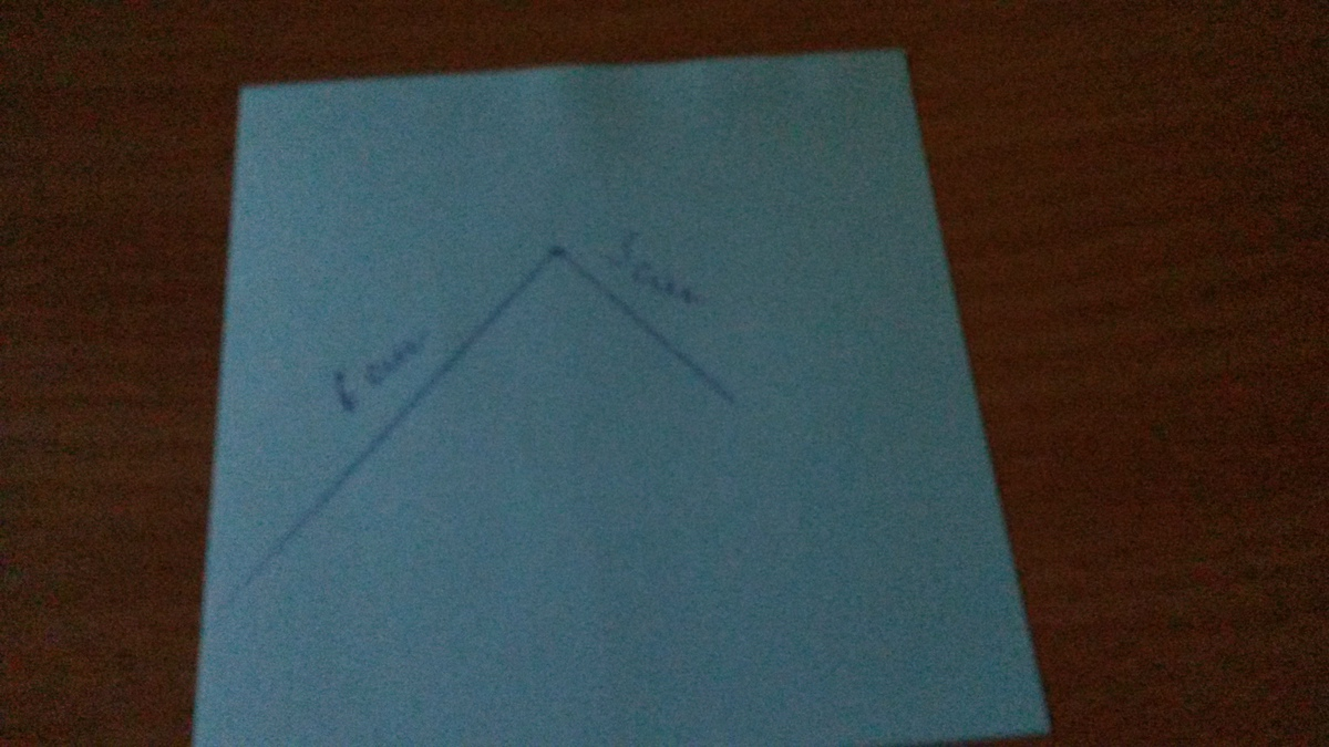 как выглядит ломаная из двух звеньев фото