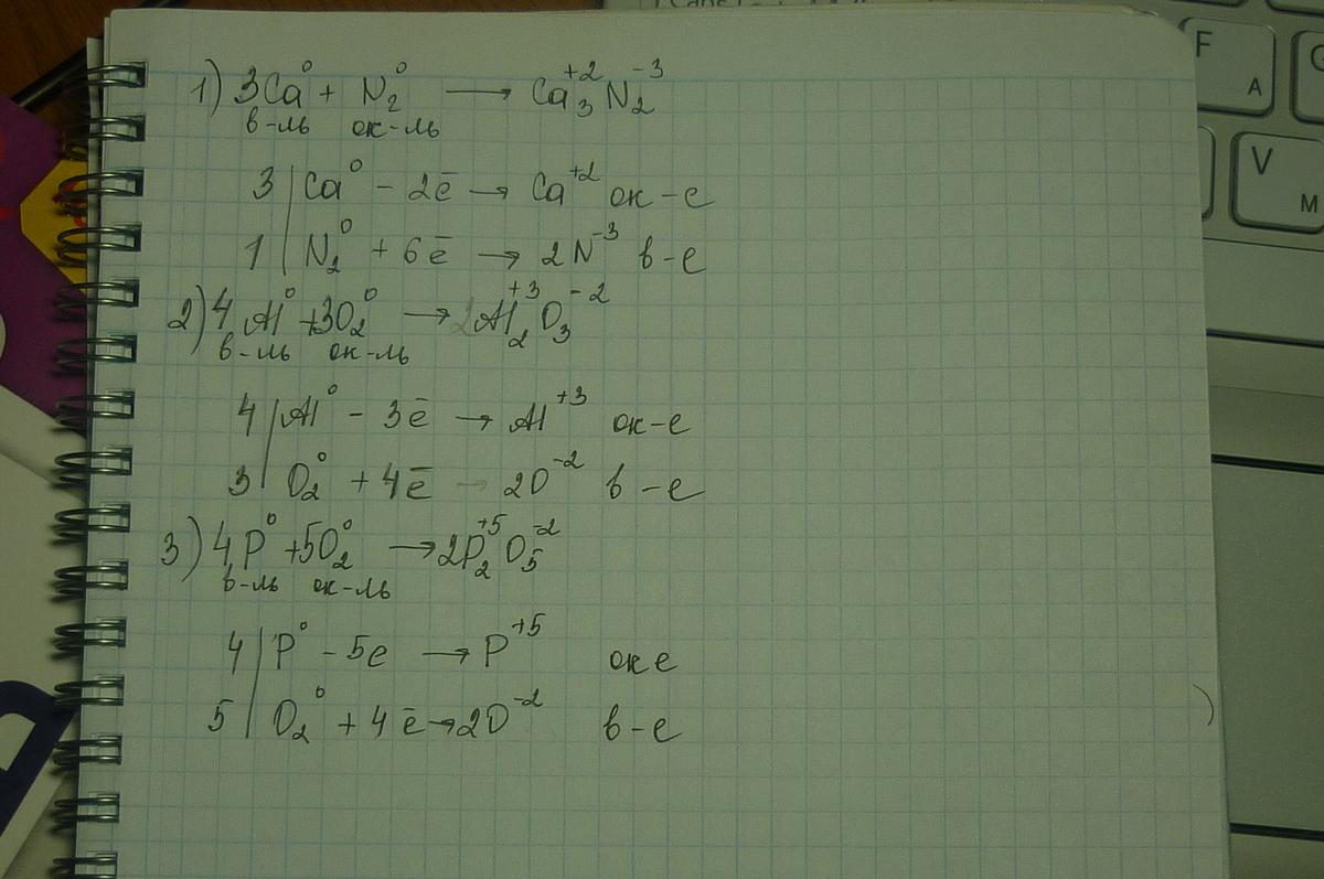 Используя метод электронного баланса расставьте коэффициенты в уравнении реакции схема которого