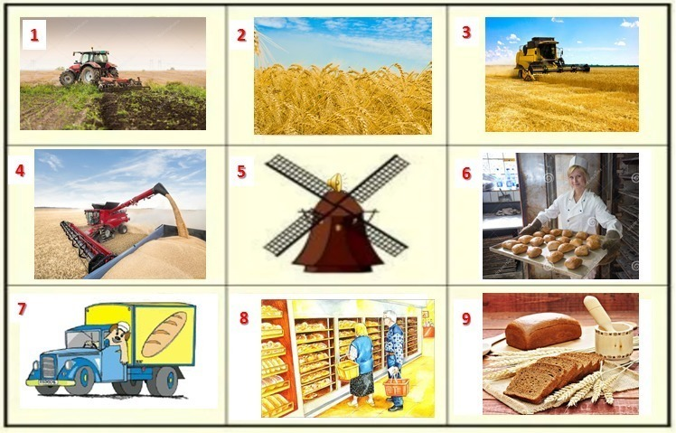 Из чего и как делают хлеб картинки