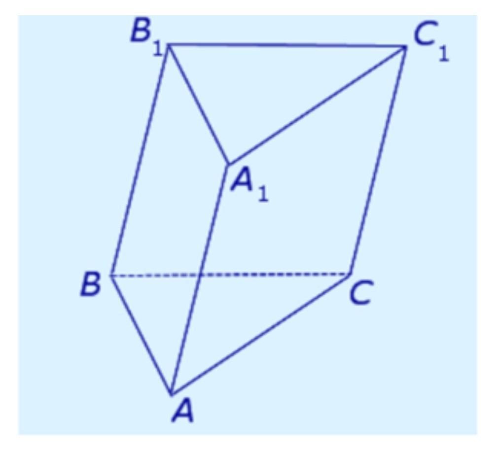 картинки наклонная треугольная призма спорте