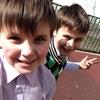 Мальчики 4 и 5 класса собирали макулатуру сдать макулатуру в бибирево