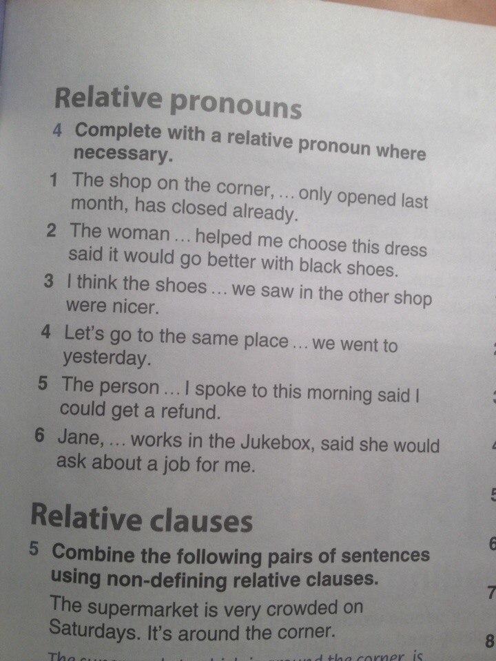 Grammar Bytes! The Subordinate Clause