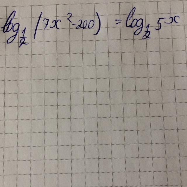 Помогите с логарифмическим уравнением!!! Загрузить png