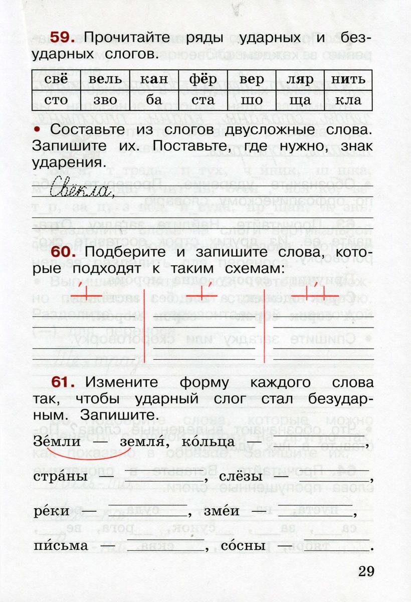 Упражнение 245 - ГДЗ 4 класс, Русский язык, Канакина, Горецкий, Учебник