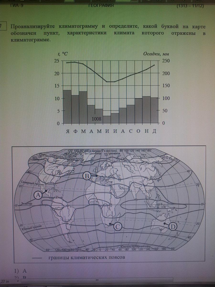Климатограмма как сделать