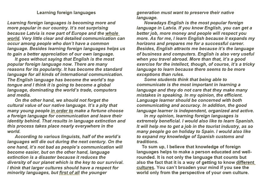native languages are becoming extinct and there is no support for the teaching of native languages