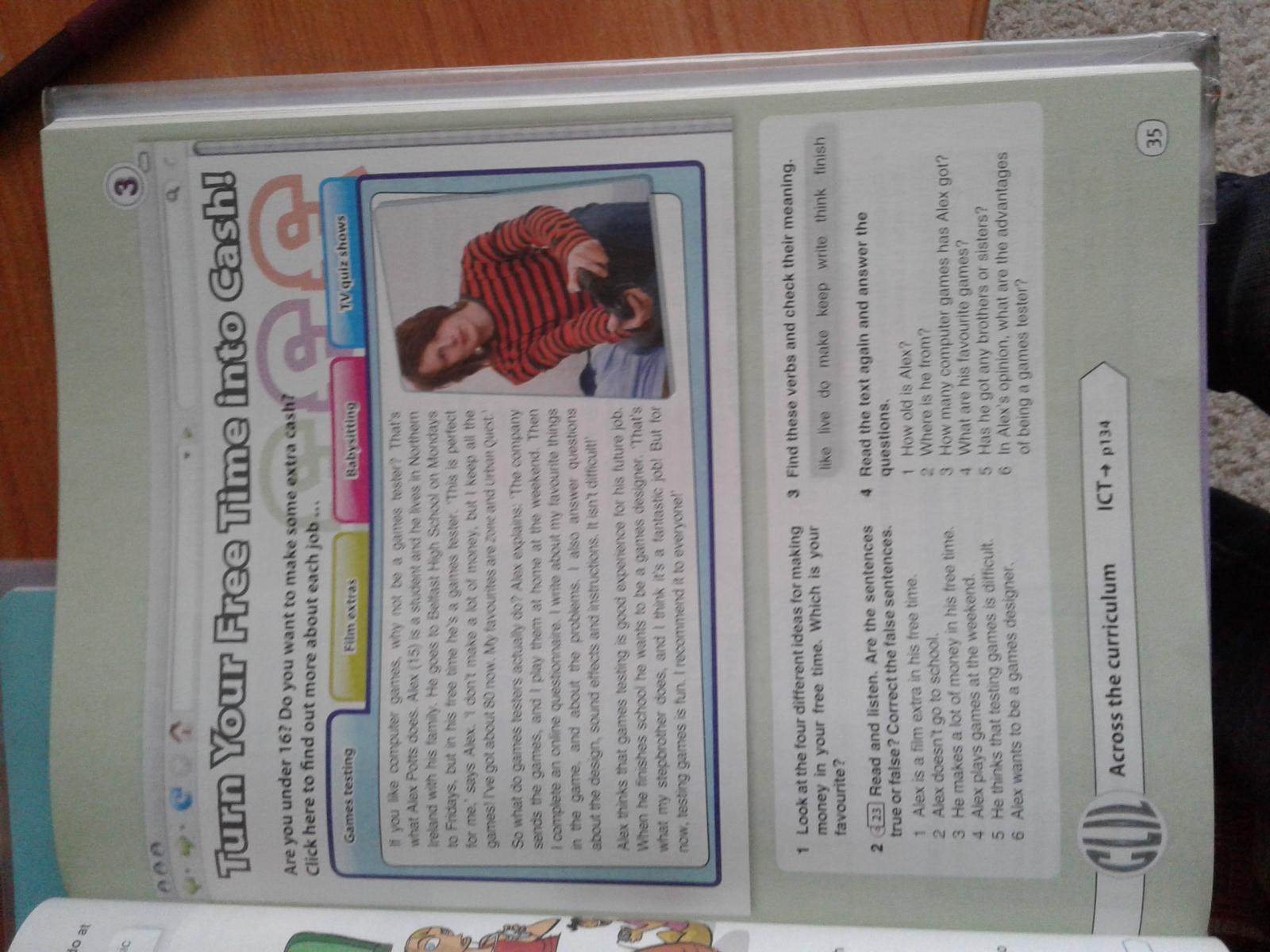 Английский язык 6 класс ваулина учебник перевод текстов | peatix.