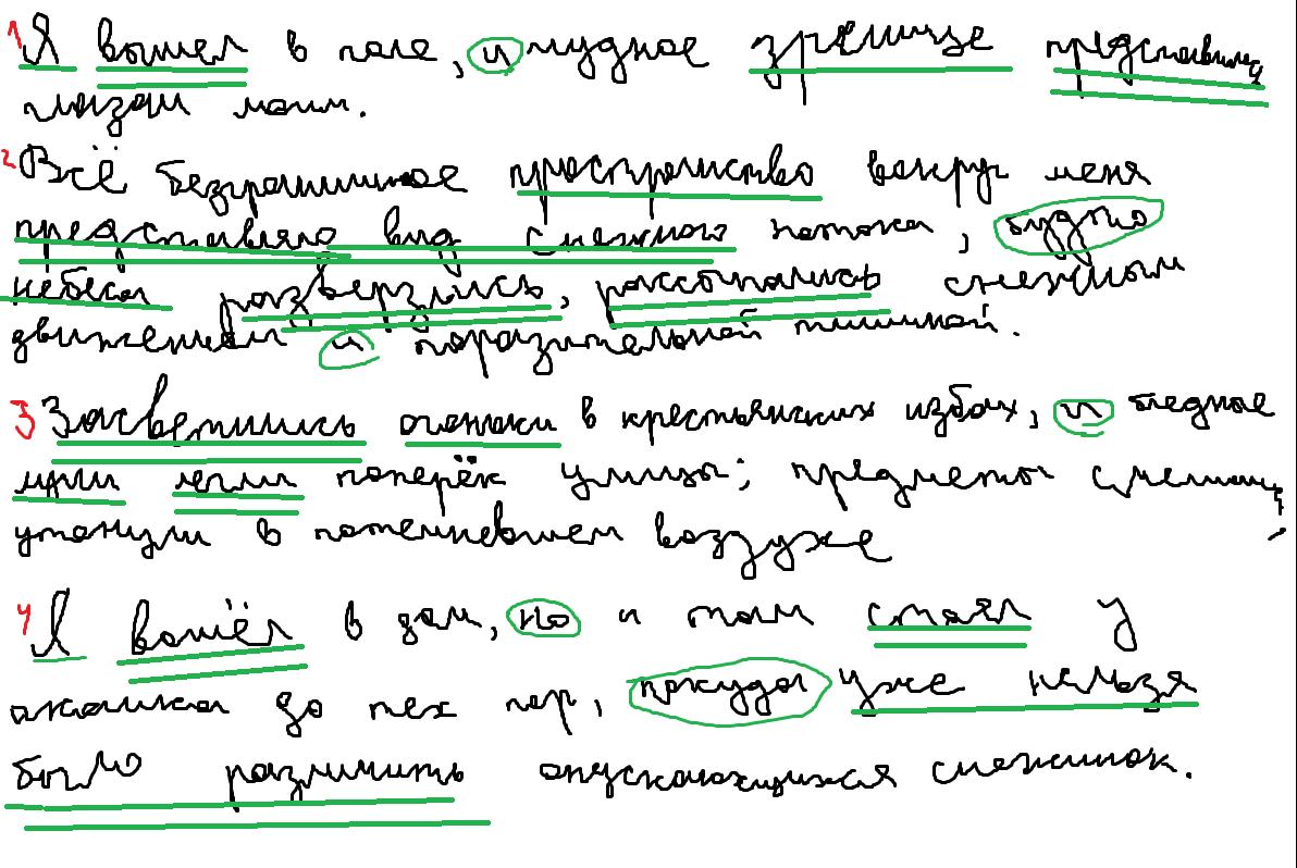 Как составить схему предложения: основные виды с примерами.