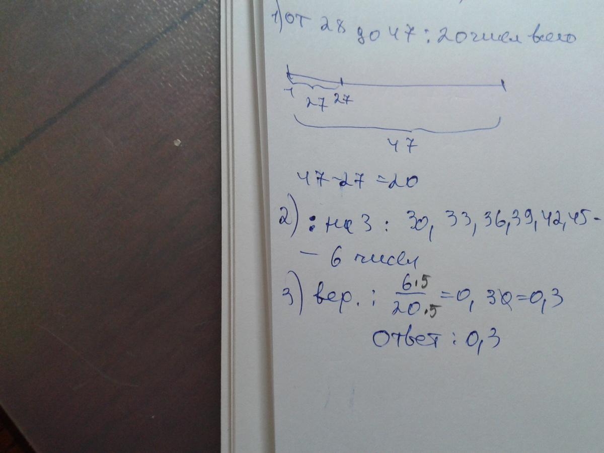Множество натуральных чисел примеры решения