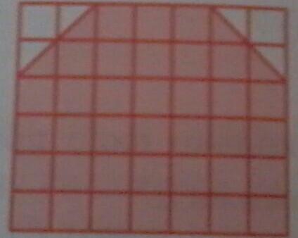 Сколько квадратных едениц состовляет площадь